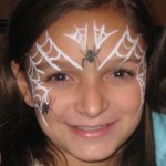111-Artistic-Face-Painters-Chicago-Spiderweb