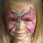 112-Artistic-Face-Painters-Chicago-Glitter-Butterfly