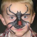 116-Artistic-Face-Painters-Chicago-Spider-Design