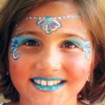 Original Princess Birthday Party Face Paint Designs