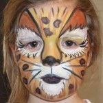 We Use Snazaroo Face Paint Imported from England