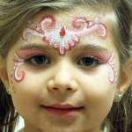 Princess Party Face Painting