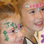 Face Painting Photos Make Great Memories