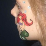 Ariel Cheek Art