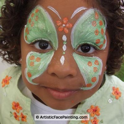 4 Artistic Face Painting Chicago Customized Designs