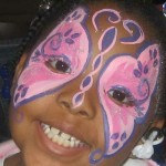 51-Artistic-Face-Painting-Chicago-Butterfly