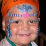 57-Artistic-Face-Painting-Chicago-Feathers