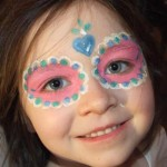 71-Artistic-Face-Painters-Northbrook-Princess-Mask