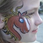 76-Artistic-Face-Painters-Tinley-Park-Horse