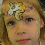 Holiday Party Face Painting Adds to Fun