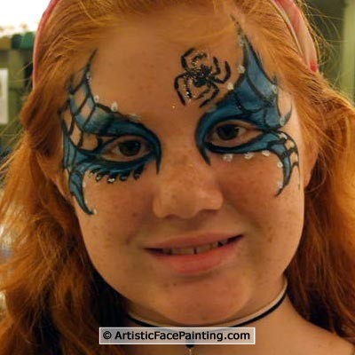 Kids party face painting photos by best chicago area face for Artistic cuisine palatine