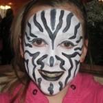 Zebra Style Mask