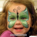 Your Guests Will Love our Chicago Area Face Painters