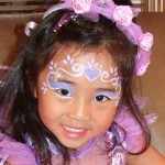 Our Chicago Area Face Painters Love Princess Party Themes